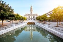 Cidade de Porto em Portugal fotografia de stock royalty free