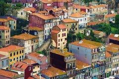 Cidade de Porto em Portugal Imagem de Stock Royalty Free