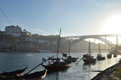 Cidade de Porto, Portugal, Europa Fotos de Stock Royalty Free