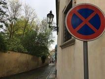 Cidade de Praga fotografia de stock royalty free