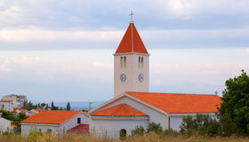 Cidade de Promajna Fotografia de Stock