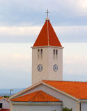 Cidade de Promajna Imagens de Stock