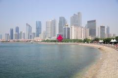 Cidade de Qingdao China Fotos de Stock Royalty Free