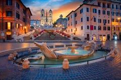 Cidade de Roma Fotos de Stock Royalty Free