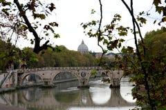 A cidade de Roma Fotografia de Stock