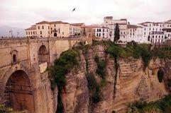 Cidade de Ronda, Espanha Imagens de Stock