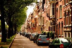 Cidade de Rotterdam Imagens de Stock Royalty Free