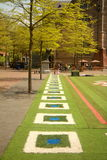 Cidade de Rotterdam Foto de Stock Royalty Free