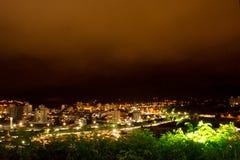 Cidade de Rude - Santa Catarina, Brasil Fotos de Stock