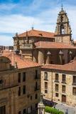 Cidade de Salamanca Fotos de Stock