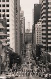 A cidade de San Francisco 2018 foto de stock