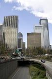 Cidade de Seattle imagens de stock royalty free