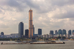 Cidade de Seoul Foto de Stock Royalty Free