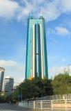 Cidade de ShenZhen --- Edifício de Diwang Fotografia de Stock