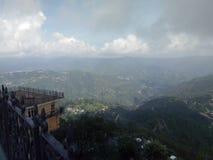 Cidade de Shimla fotos de stock royalty free