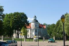 Cidade de Siauliai em Lituânia Imagens de Stock