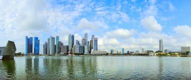 Cidade de Singapura Foto de Stock