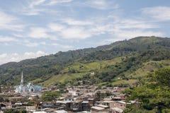 Cidade de Smal Imagem de Stock