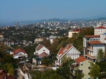 Cidade de Sochi Imagem de Stock Royalty Free