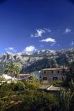 Cidade de Soller, Majorca foto de stock royalty free