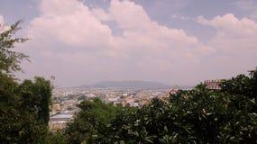Cidade de Songkhla imagem de stock royalty free