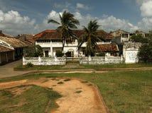 Cidade de Sri Lanka - de Galle imagens de stock royalty free