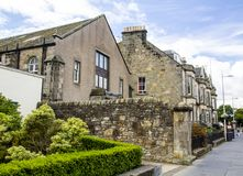 Cidade de St Andrews Imagem de Stock Royalty Free