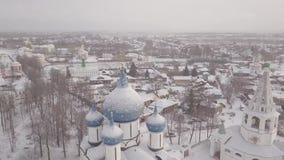 A cidade de Suzdal vídeos de arquivo