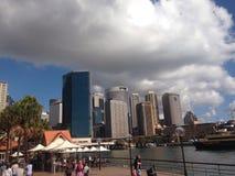 Cidade de Sydney Imagem de Stock