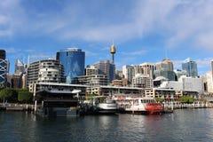 Cidade de Sydney Fotos de Stock