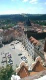 Cidade de Tabor Foto de Stock Royalty Free