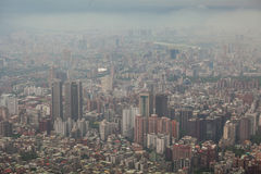Cidade de Taipei em Formosa Foto de Stock