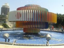 Cidade de Tel Aviv fotografia de stock royalty free