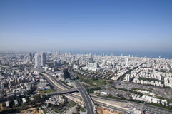 Cidade de Telavive Jaffa, Israel Fotografia de Stock Royalty Free