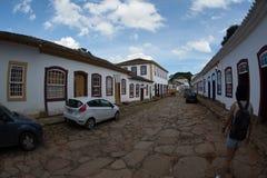 Cidade de Tiradentes - Minas Gerais Stock Photo