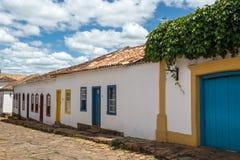 Cidade de Tiradentes - Minas Gerais Royalty Free Stock Images