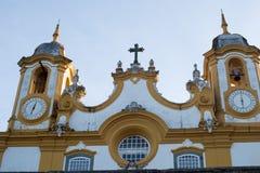 Cidade de Tiradentes - Minas Gerais Royalty Free Stock Photography