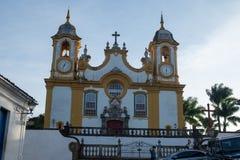 Cidade de Tiradentes - Minas Gerais Stock Image