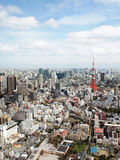 Cidade de Tokyo Foto de Stock