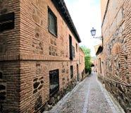 Cidade de Toledo Spain fotos de stock