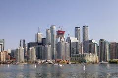 A cidade de Toronto Imagem de Stock