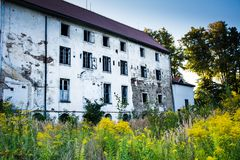 Cidade de Trebic, República Checa, UE Fotografia de Stock