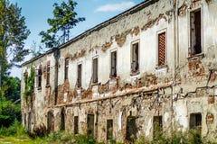 Cidade de Trebic, República Checa, UE Imagens de Stock
