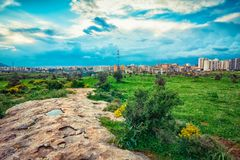 Cidade de Tripoli, Líbano imagem de stock royalty free