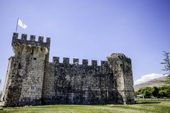 Cidade de Trogir, Croatia Foto de Stock Royalty Free
