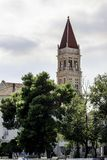 Cidade de Trogir, Croatia Imagens de Stock Royalty Free