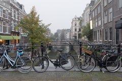 Cidade de Utrecht Fotografia de Stock Royalty Free