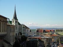 Cidade de Valparaiso Fotos de Stock Royalty Free