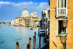 Cidade de Veneza Fotos de Stock Royalty Free