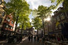 Cidade de Venlo nos Países Baixos fotografia de stock royalty free